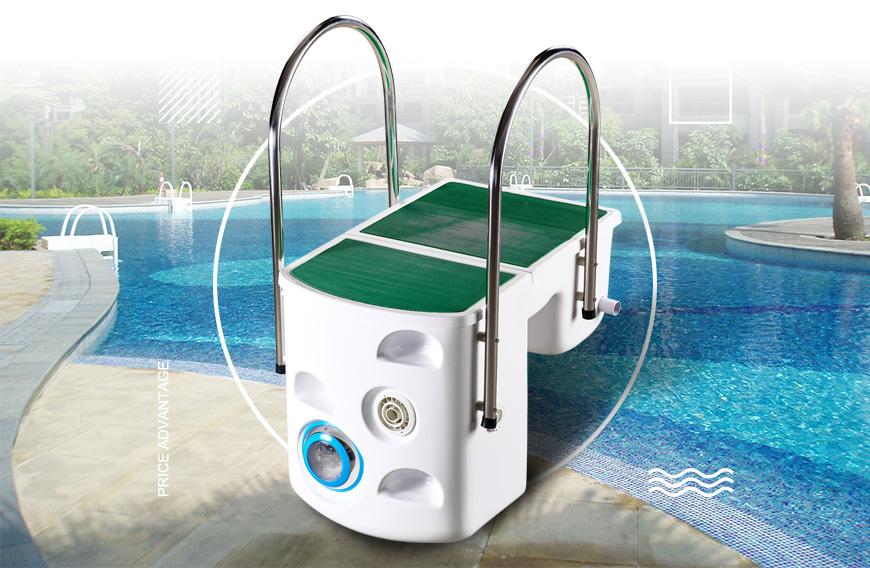 Haute qualit pk8020 syst me de filtration complet filtre for Grossiste materiel piscine